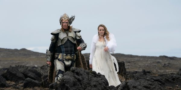 Eurovision Song Contest: The story of Fire Saga. Will Ferrell och Rachel McAdams
